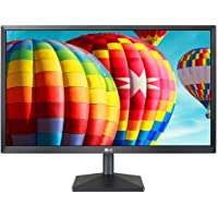 LG 24 inch Full HD IPS PC Monitor With AMD FreeSync - 24MK430H