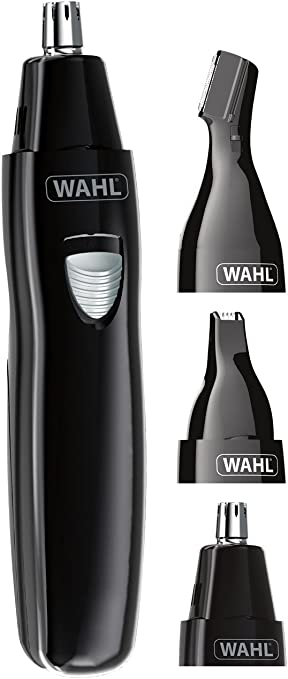 Wahl Nose Hair Trimmer - The Best Nose Trimmer to Take With You While Travelling