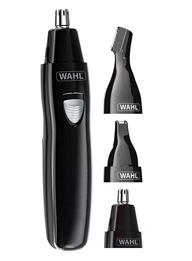 24100249c Wahl Rechargeable Nose and Ear Trimmer: Amazon.co.uk: Health & Personal Care
