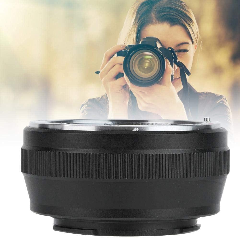 Professional PK-NEX Lens Adapter Ring,Aluminium Alloy Camera Manual Focus Lens Mount Converter for Pentax PK Lens to for Sony NEX Camera
