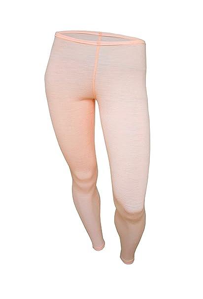 Utenos - Pantalones largos de lana de merino para mujer, muy suaves, fabricados en la UE: Amazon.es: Ropa y accesorios