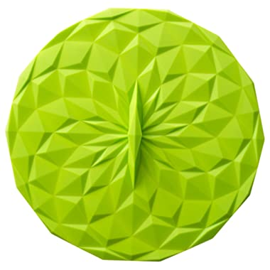 GIR: Get It Right Premium Silicone Round Lid, 10 Inches, Lime