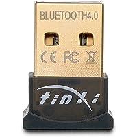 tinxi® Bluetooth 4.0USB Adapter Dongle CSR V4.0Mini Stick Dual Mode High Speed Plug and Play