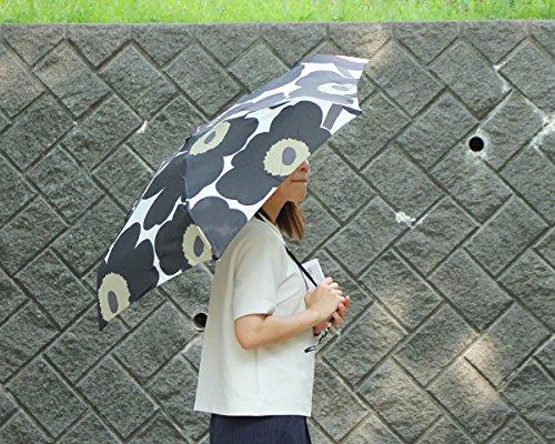 マリメッコ(marimekko) ピエニウニッコ PIENI UNIKKO 38654-030 折り畳み傘 ブラック [並行輸入品] B01IPD85C8