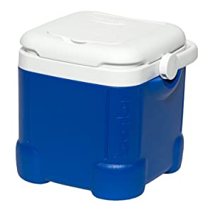 Igloo Ice Cube Cooler (14-Can Capacity, Ocean Blue)