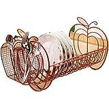 Apple Decor Expandable Dish Rack by Winston Brands