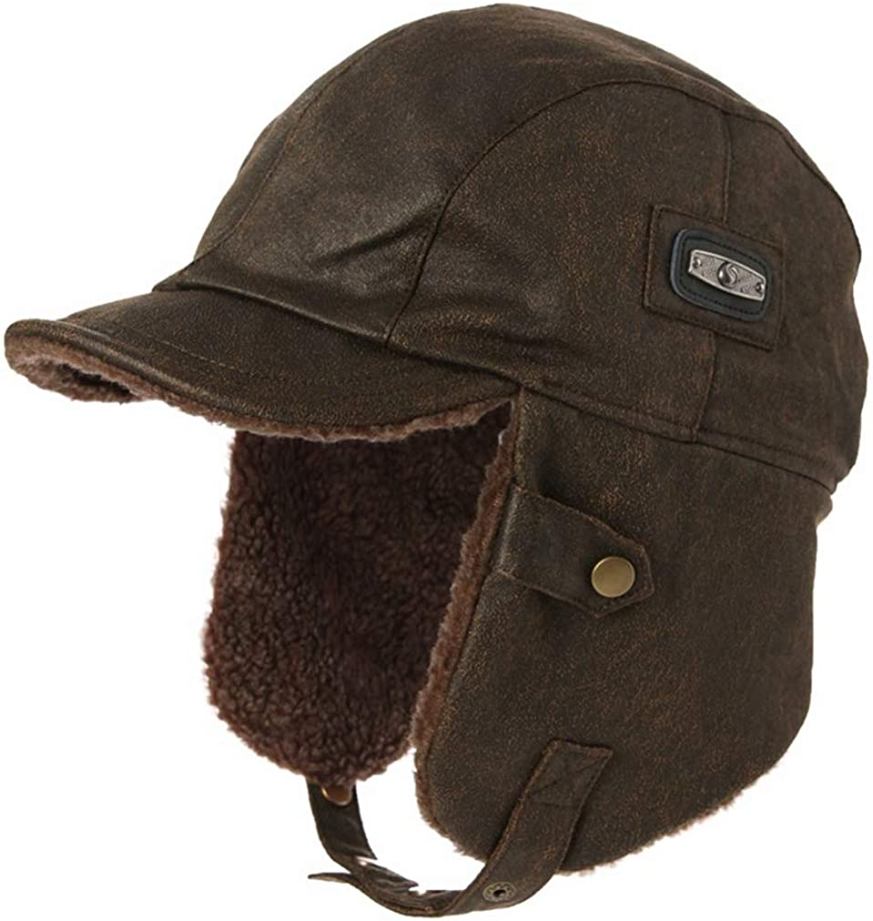 Winter Bomber Hat Adult...