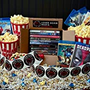 Loved Again Media - Movie Subscription Box - 25 DVD Box - Pick Your Genres
