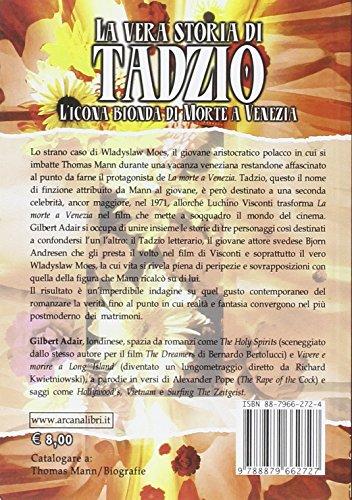 La vera storia di Tadzio. L'icona bionda di Morte a Venezia