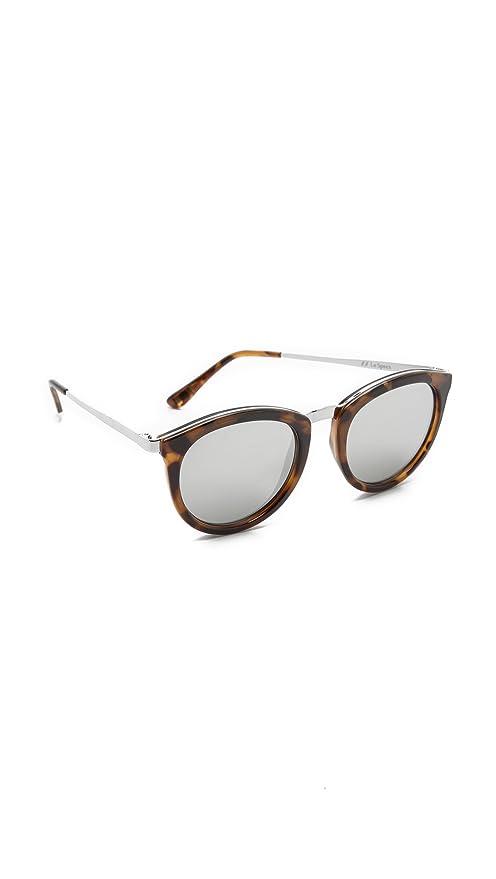 Le Specs - Gafas de sol - brown: Amazon.es: Ropa y accesorios