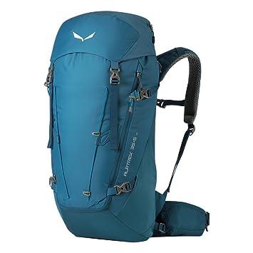 SALEWA Alptrek 35 W BP Mochila, Mujer, Azul (Faience Blue), 24x36x45 cm (W x H x L): Amazon.es: Deportes y aire libre