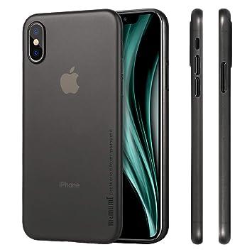 5fffff14b3 Amazon | iPhone X ケース 超薄型 memumi® アイフォンX カバー 0.3㎜の ...