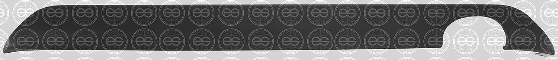Euro Stamp 111.18.5680/Rear Bumper Spoiler for 208