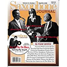 How to Play the Blues for Saxophone by Eric J. Morones a Masterclass/Play-Along CD Published by Saxophone Journal-9/06