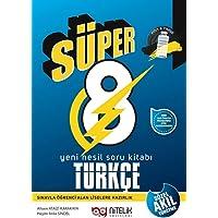 Nitelik 8. Sınıf Türkçe Soru Kitabı-YENİ