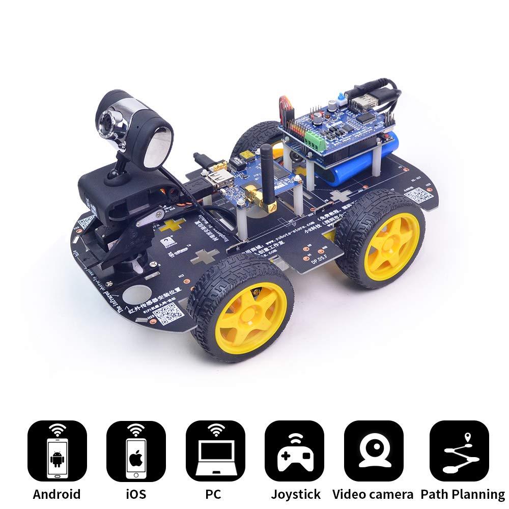 Arduino Robot Kit XIAOR GEEK (78KX3ZL9)