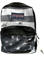 JanSport Classic SUPERBREAK BACKPACK - BLACK TONAL USA