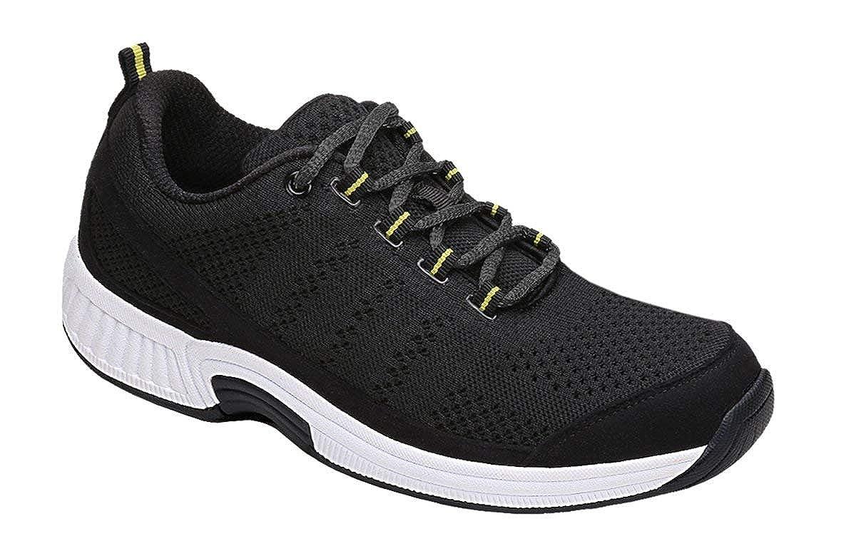 f31eb4852c Amazon.com | Orthofeet Women's Plantar Fasciitis Orthopedic Diabetic  Walking Athletic Shoes Coral Sneakers | Walking