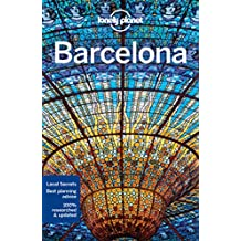 Lonely Planet Barcelona 10th Ed.: 10th Edition