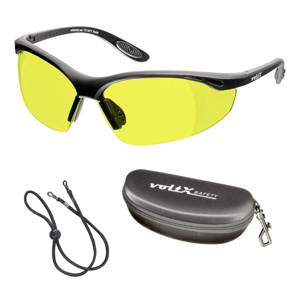 635c46678a3 voltX  Constructor  SAFETY READERS Full Lens Reading Safety Glasses CE  EN166f certified (+
