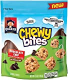 Quaker Chewy Granola Bars, 25% Less Sugar, Chocolate Chip, 8 - 0.84 OZ Bars Per Box (Pack of 6)