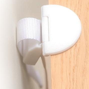 Fred Furniture Anti Tip Kit X1 Pure White Amazon Co Uk Baby