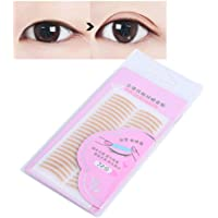 Invisible Double Eyelid Tape, Invisible Eyelid Sticker Makeup Tool with Great Stickiness- Comfortable and Breathable…