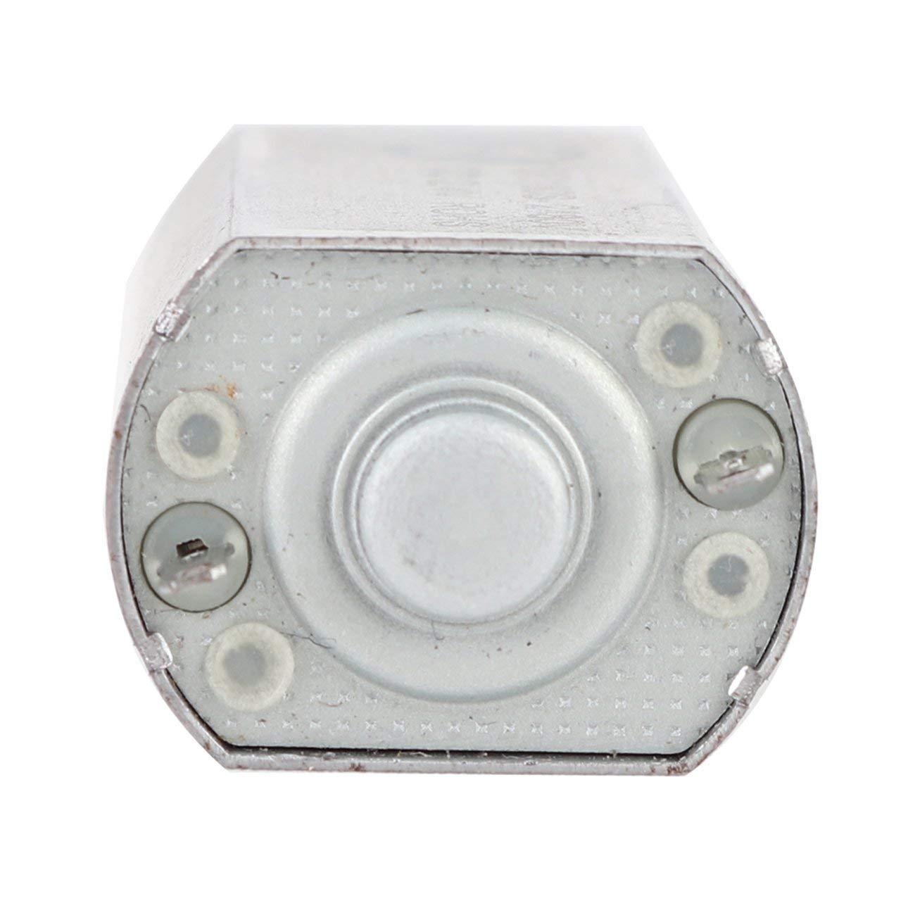 Pudincoco Motore Speed Shield 25500KV 7.2V 180 in Metallo con Dente a Corona Adatto a Tutti Gli Accessori di Simulazione di Camion RC Militari