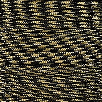 and 100 Foot Hanks of 425 Paracord Made of 100/% Nylon for Tactical General Use Survival Crafting 50 25 Paracord Planet 10 3mm and Much More!
