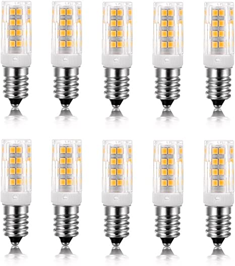 10pc 2W G4 LED Bulb Kitchen Dining Room Halogen Lamp Puck Lights Warm White