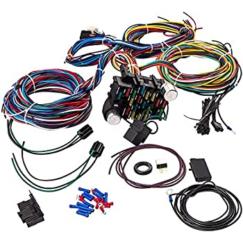 ez wiring 21 circuit manual share the knownledge wiring diagram rows amazon com mophorn 21 circuit wiring harness kit long wires wiring ez wiring 21 circuit manual share the knownledge