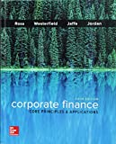 img - for GEN COMBO CORPORATE FINANCE:CORE PRINCIPLES & APPLICATIONS; CONNECT ACCESS CARD book / textbook / text book