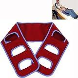Courroie de transfert Medical Lift Sling patient Care Transport Safety équipements d'aide à la mobilité pour les personnes âgées handicapées d'allaitement Ceinture debout Aide à la prise en charge