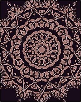 Mandala Geometry Notebook Sacred Geometry Mandala Art