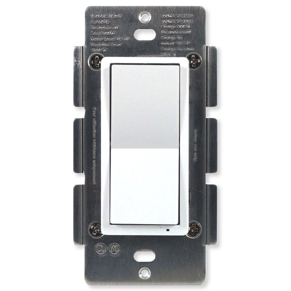 HomeSeer HS-WS100+ Z-Wave Plus Scene-Capable Smart Switch