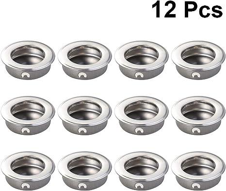 Dotool - Armario corredero, 12 unidades, para armario y puertas ...