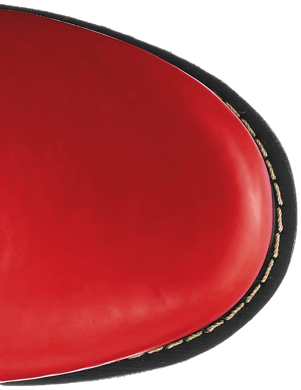 ILSE JACOBSEN Boot Women's Rub 1 Rain Boot JACOBSEN B01FMRWL5C 36 B EU / 6-6.5 B US Women Deep Red d9ddbb