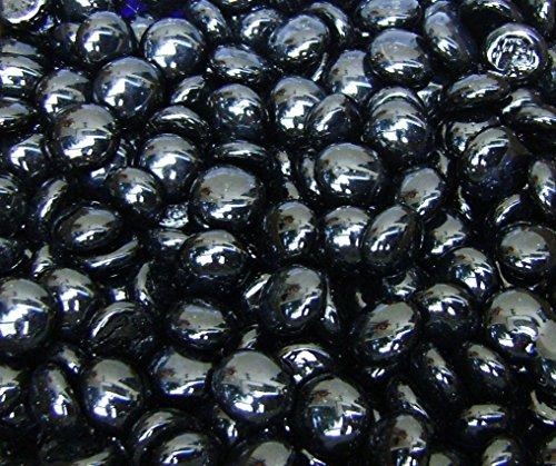 black glass gems - 4