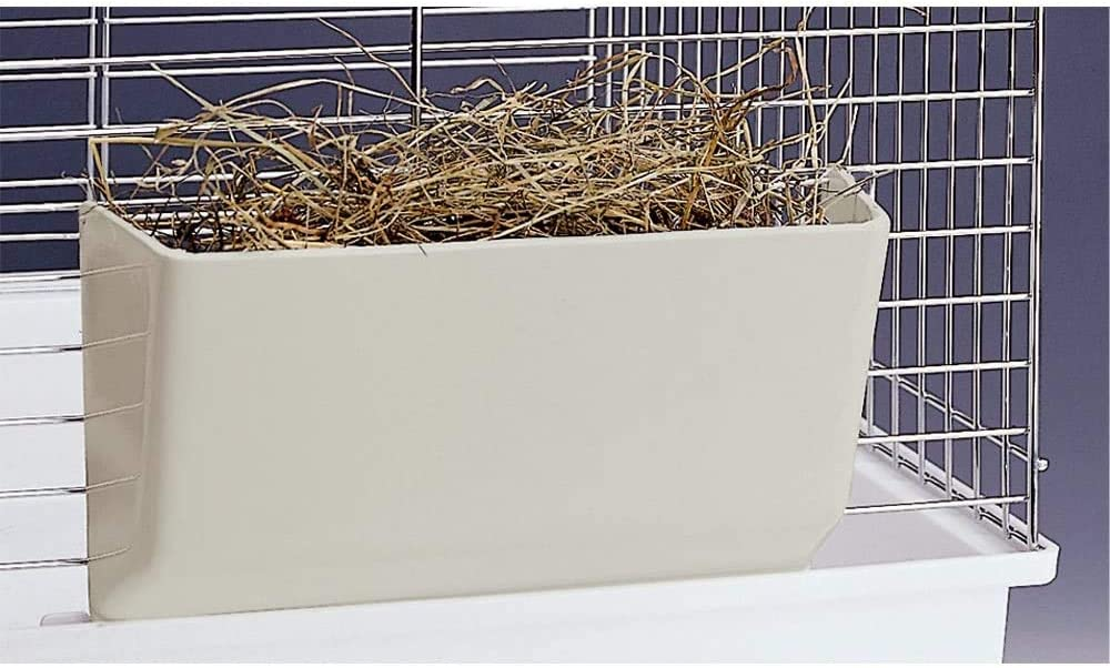 What Hay Feeder to use for Rabbit Litter