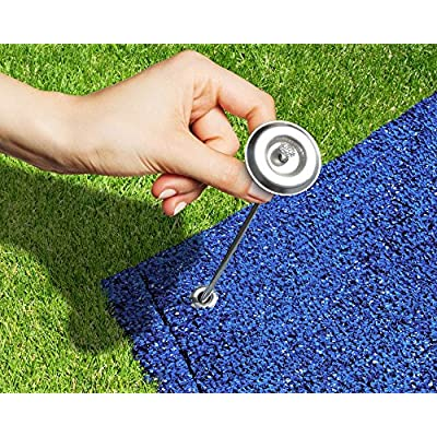 Prest-O-Fit 2-2001 Patio Rug Stakes - Pack of 6: Automotive