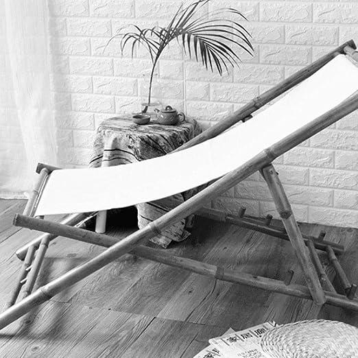 Amazon.com: Silla reclinable plegable Casual Siesta ...