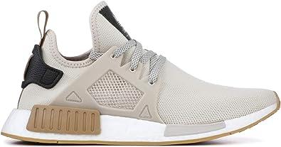 adidas Originals NMD_Xr1 Herren Running Sneakers Turnschuhe (UK 4.5 US 5 EU 37 13, beige White DA9526)