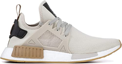 adidas Originals NMD_Xr1 Herren Running Sneakers Turnschuhe (UK 4.5 US 5 EU 37 13, beige White DA9526)
