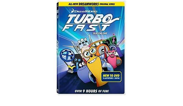 Turbo Fast: Season 1 Edizione: Stati Uniti Italia DVD: Amazon.es: Reid Scott, Eric Bauza: Cine y Series TV