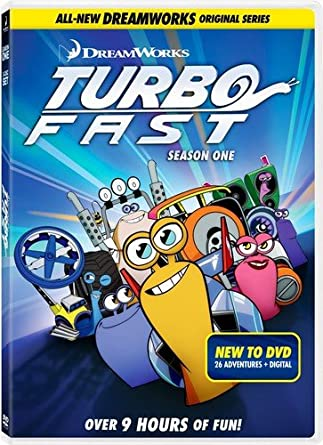 Turbo Fast: Season 1 Edizione: Stati Uniti Italia DVD: Amazon.es: Reid Scott, Eric Bauza: Cine y Series TV