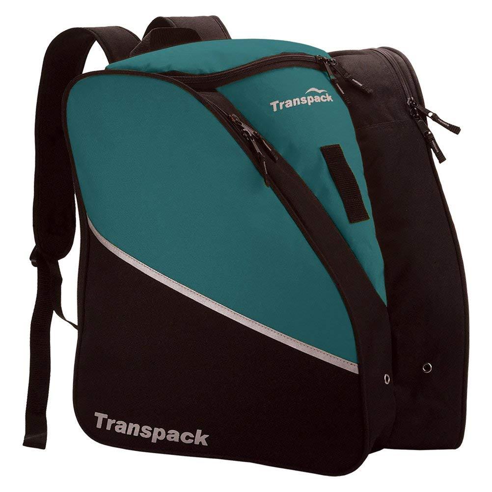 Transpack Edge Junior Ski Boot Bag 2019 - Teal by Transpack