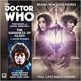 855038170ea The Darkness of Glass (Doctor Who  The Fourth Doctor Who Adventures)   Justin Richards