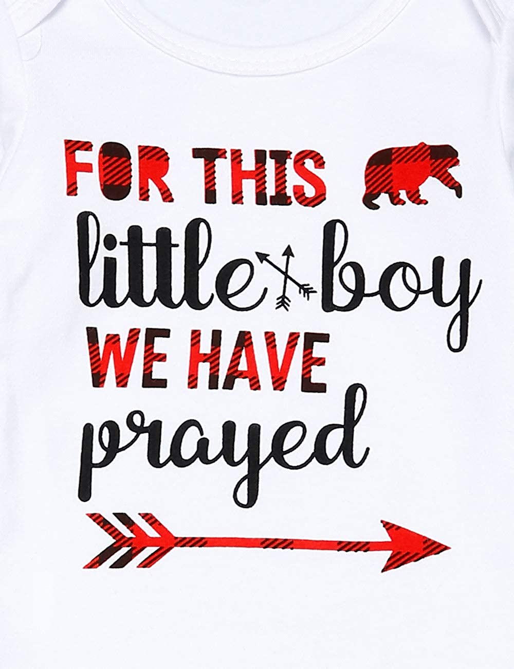 Newborn Baby Boy Girl Summer Clothes Baby Bear Letter Print Romper+Long Pants+Hat 3PCS Breathable Outfits Set