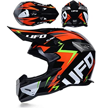 WLBRIGHT Adulto Motocross Casco Motocicleta Todoterreno Casco Fox  Personalidad Creativa Four Seasons Casco equitación Racing Casco c8df2dad5cd