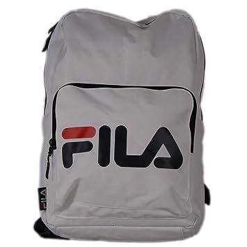 bad60c50ce Fila Backpack - Basic White  Amazon.co.uk  Luggage